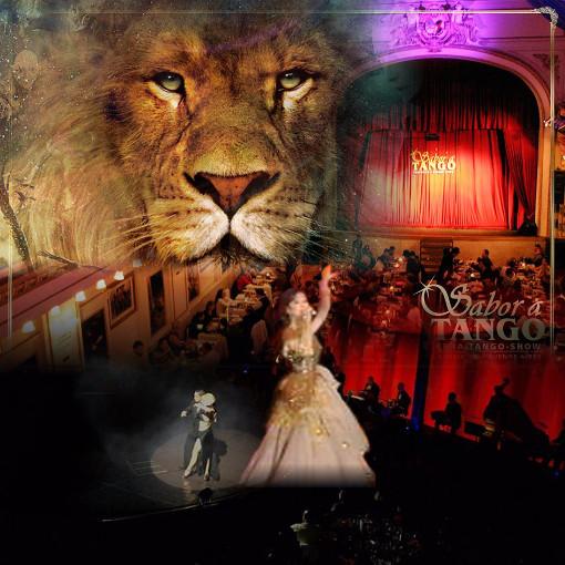 tangonoir-終わりの来ない夜始まったの-ライオン