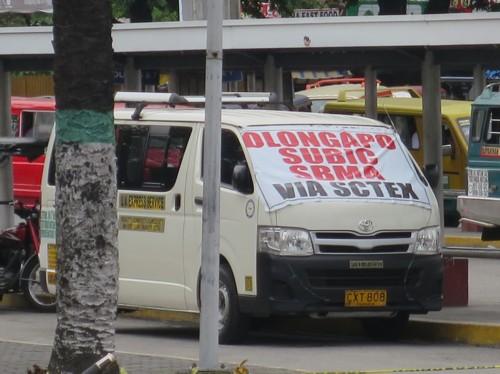 van to olongapo (1)