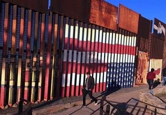 米国境の壁