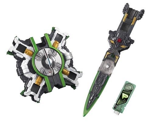 超多色発光剣 DXプリズムビッカー