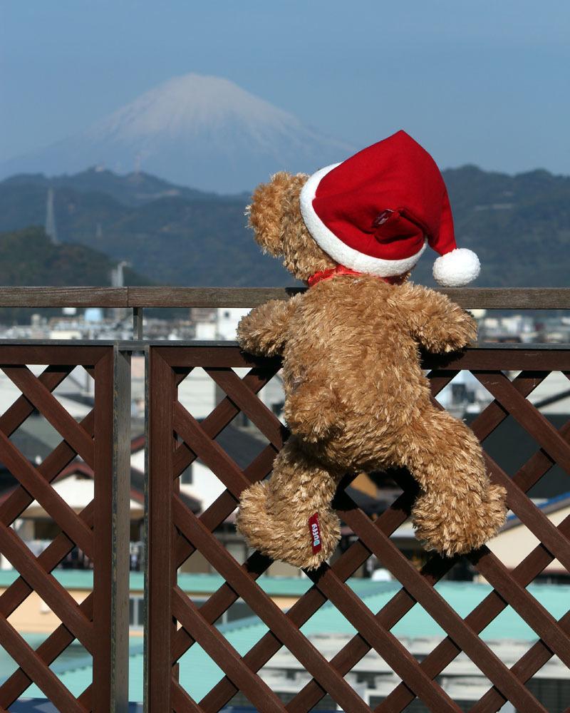 富士山を望むDuffy 保健所3F 161202