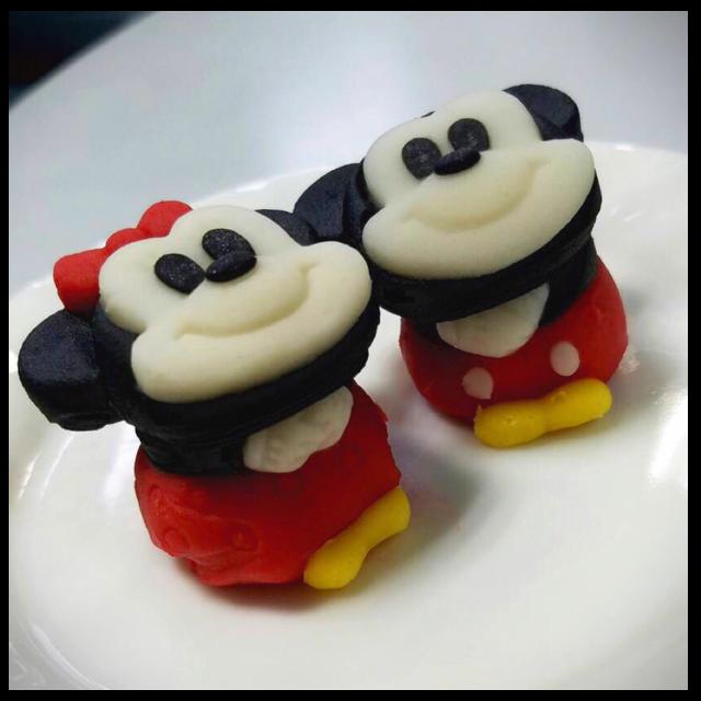 ミッキー&ミニー②