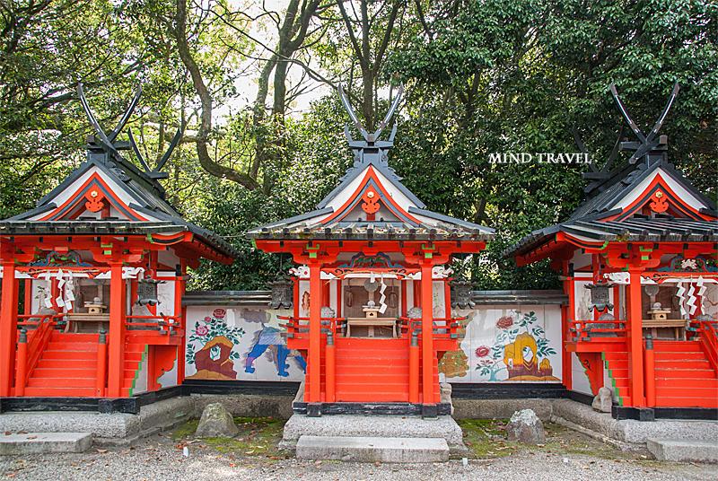 奈良豆比古神社 社殿