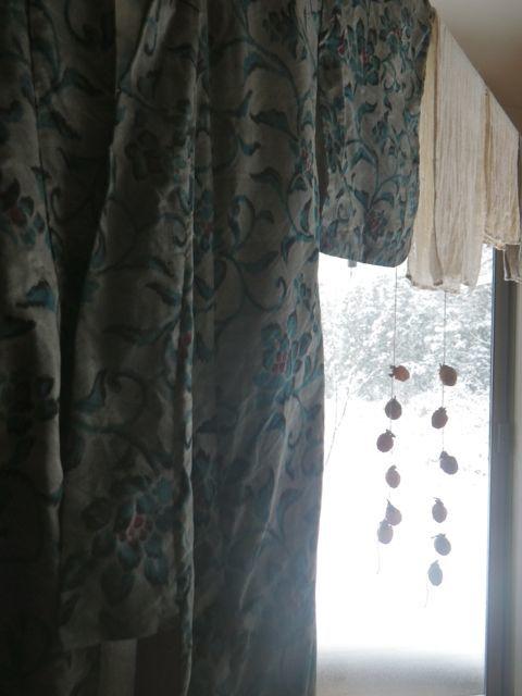 きものみち・雪景色