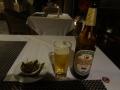 ホテルでビアラオ