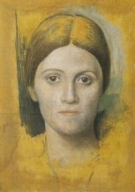 オルガの肖像画