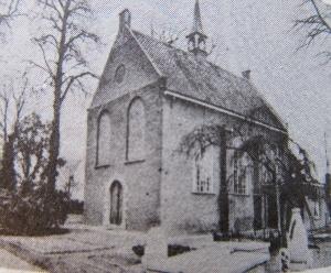 父の牧師館