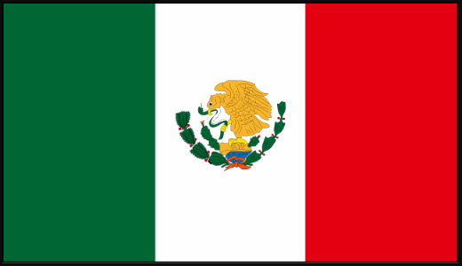 mexico国旗