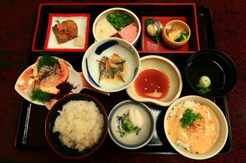 宇和島市・鯛めし郷土料理の店・かどや