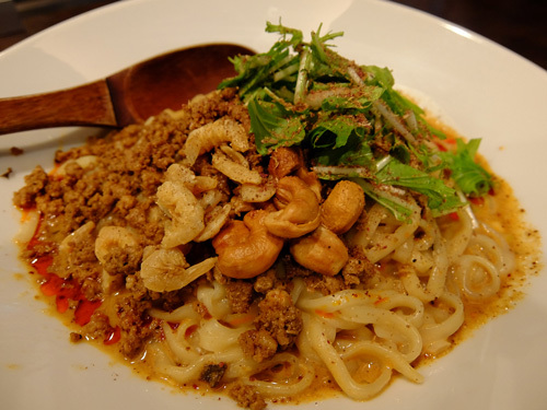 175°DENO~担担麺~汁なし担担麺