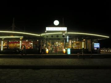 夜景の綺麗な時間となりました。いざ、函館山へ