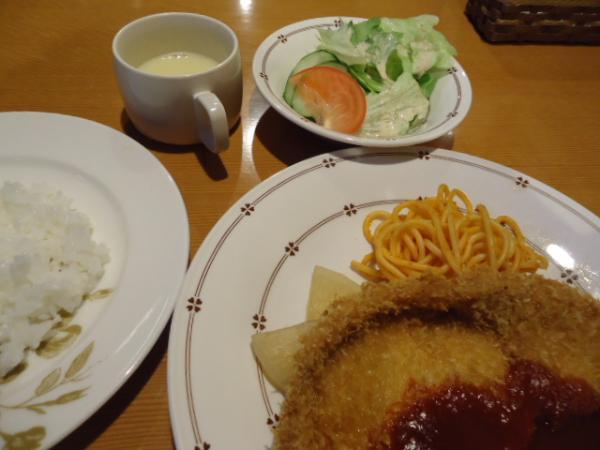 1/13 おくむら・ポークカツ