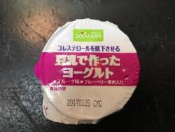 豆乳ヨーグルト n