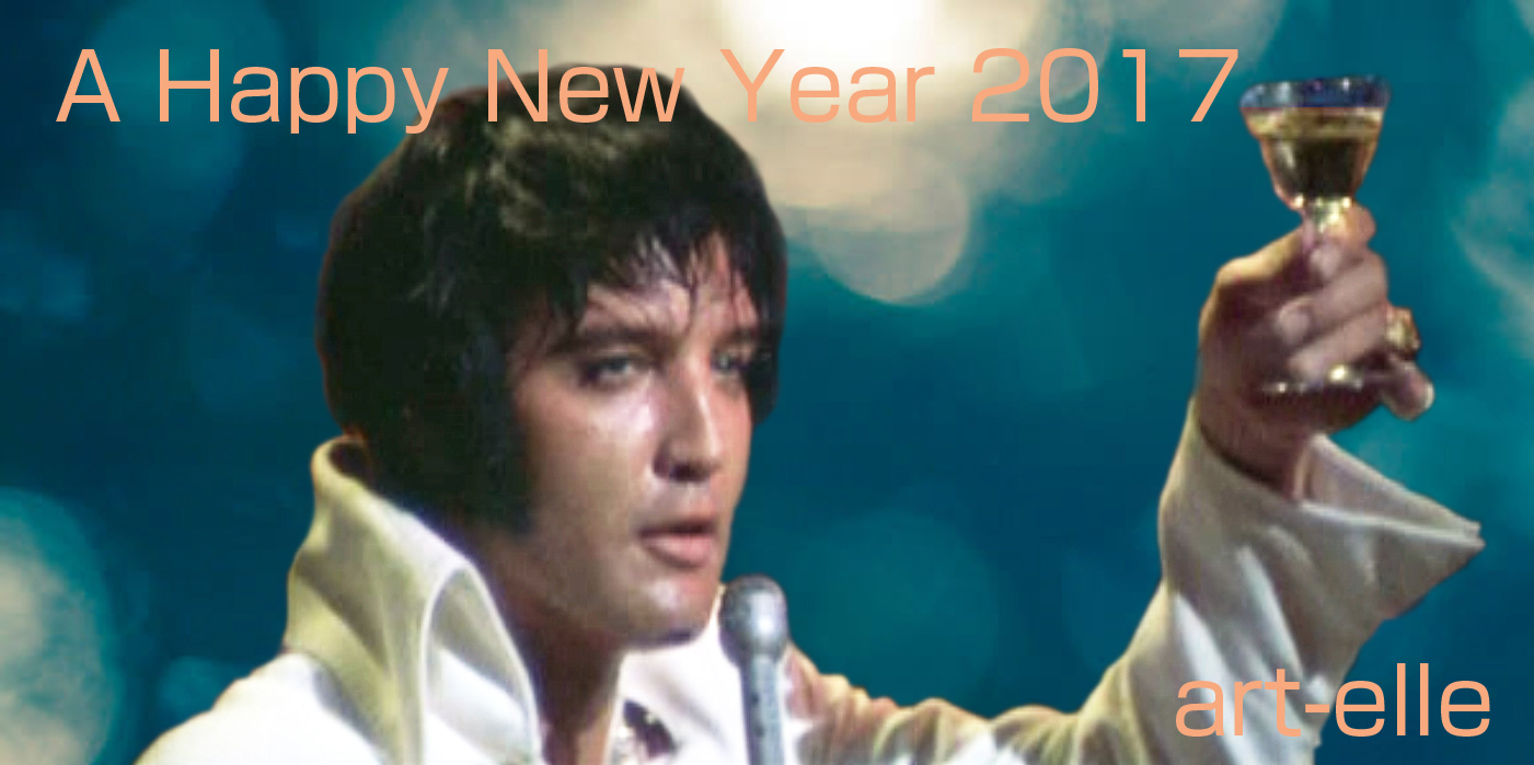 Elvis A Happy New Year 2017-4