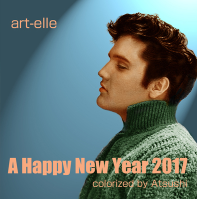 Elvis A Happy New Year 2017-7小