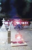 初詣秋葉神社