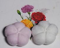 福梅2個花皿