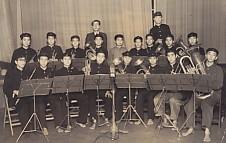 市立工業ブラスバンドNHK19591025日放送s