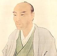 渡辺崋山肖像画