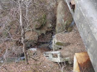 旧冷沢橋?