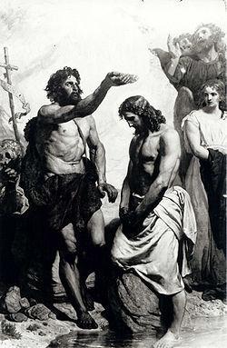イエスとヨハネ