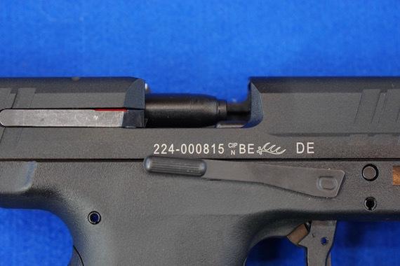 H&K VP9ー5