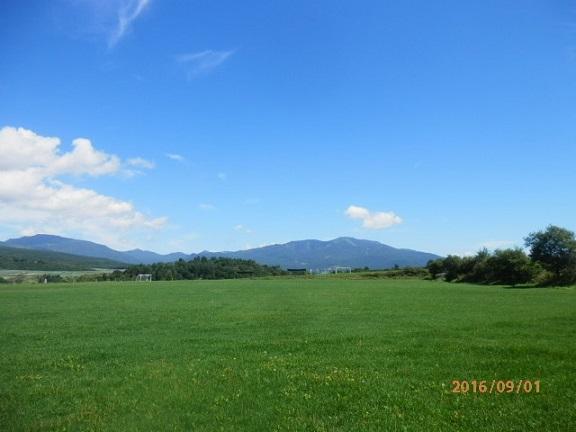 バラギ高原の夏季合宿