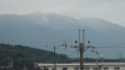 琵琶湖 バレイ 積雪