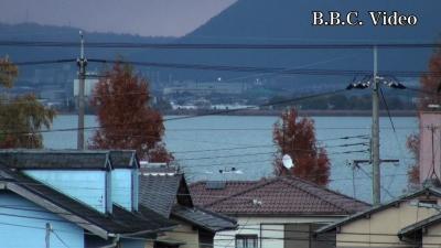 天気予報が悪過ぎるぅ〜!! 土曜日なのにガラ空きの琵琶湖(YouTubeムービー)