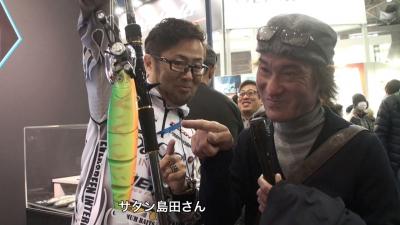 田中次男 バス職人のフィッシングショーOSAKA2017 Part6(YouTubeムービー)