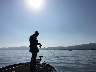 ベタナギの南湖(11月12日13時15分頃)