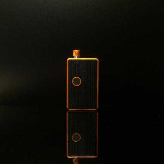 Billet Box Rev4(Billet Box Vapor)+ EXOCET( Attysmith /Hellfire Mods) 新しいVapeのカタチ - お馬鹿ビキナーのぶっつけVAPING一歩目