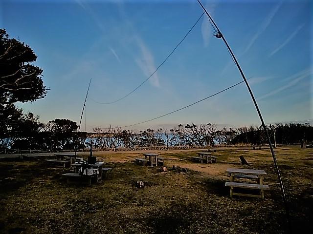 城ケ島でのDX風景