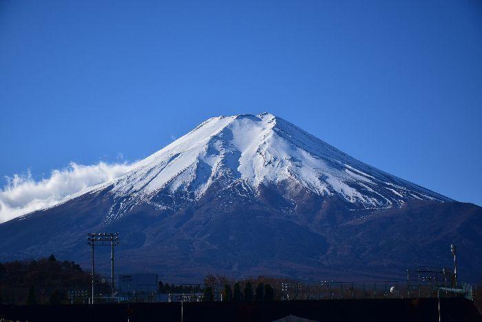 119-式場ホテル前からの富士山