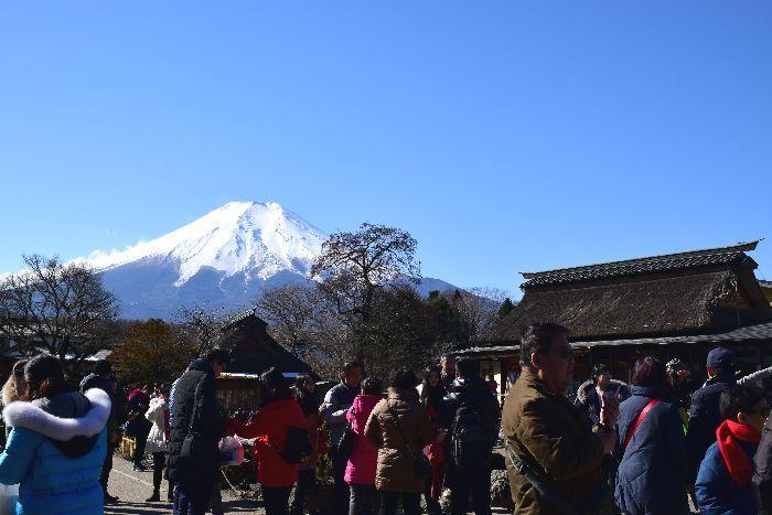021-New-富士山-観光客