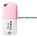 CHILL PILL 3D IPHONE 6 6S CASE PINK111