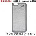 Die Reizvolle iPhone 6 Case silber (2)1