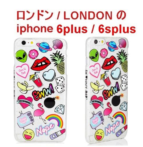 IPHONE 6 PLUS 6S PLUS DOODLE CASE11