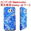 Watercolor galaxy s6 case (7)11