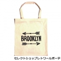 BROOKLYN ARROW TOTE11111