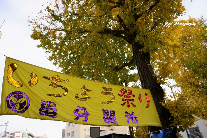 bee-いちょう祭り3005