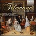 Telemann Collection Various Artists【最安値10CD】テレマン・コレクション