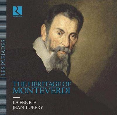 Jean Tubéry The Heritage of Monteverdi【最安値7CD】ジャン・チュベリー名盤6選モンテヴェルディ時代のヴェネツィア