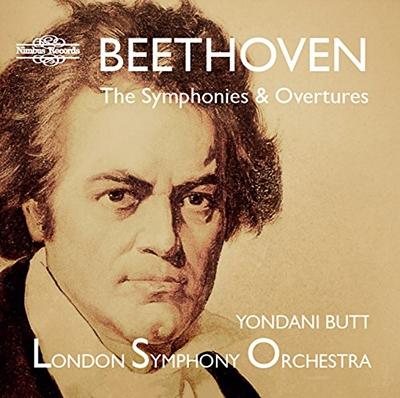 Amazon激安CDヤフオク情報 Yondani Butt Beethoven The Symphonies Overtures【最安値3CD-R】ヨンダニ・バット ベートーヴェン交響曲全集序曲集