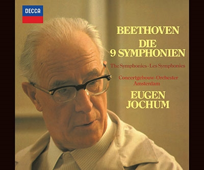 Amazon激安CDヤフオク情報 オイゲン・ヨッフム ベートーヴェン交響曲全集【激安5CD】Eugen Jochum Beethoven Die 9 Symphonien<タワーレコード限定>