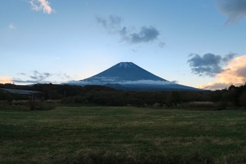04東京へ朝霧高原