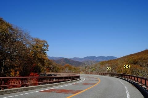 13柳沢峠へ