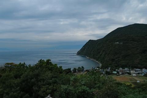 10煌めきの丘から井田集落