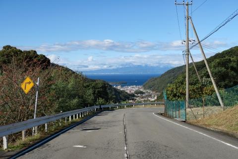 06戸田峠へ