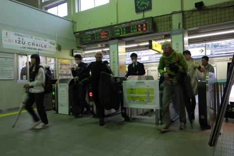 01伊東駅到着